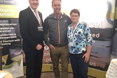 Chef Kevin Dundon LYIT Stand