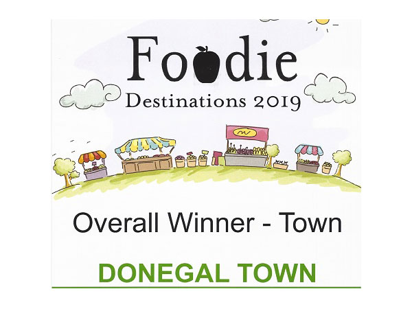 Donegal Town is Ireland's Foodiest Town 2019